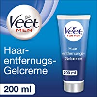 Veet for Men Gel Cream Hair Removal, 200ml