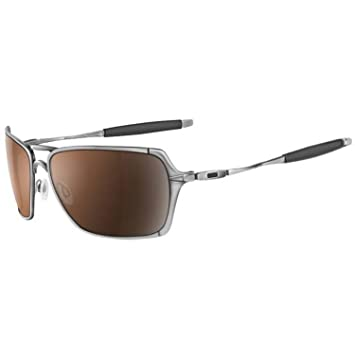 Oakley Oo4029 Black Inmate Iridium Lens Chrome Framevr28 Polished gyY76bf