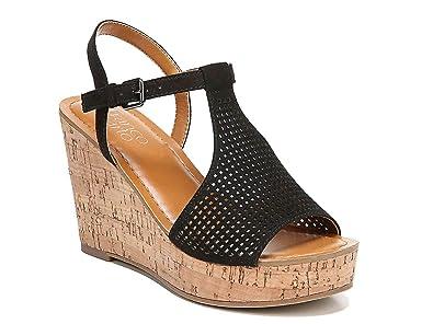 3f5559b7138 Franco Sarto Women s Clinton 2 Wedge Sandal