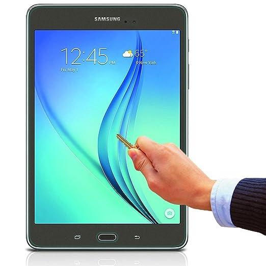 18 opinioni per Pellicola protettiva display VETRO TEMPERATO per Samsung Galaxy Tab A 9.7 T550 +