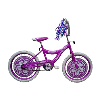 Micargi Dragon Cruiser Bike Purple 20 Inch