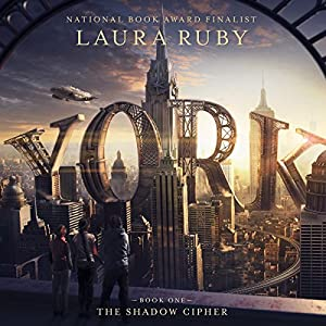 York: The Shadow Cipher Audiobook