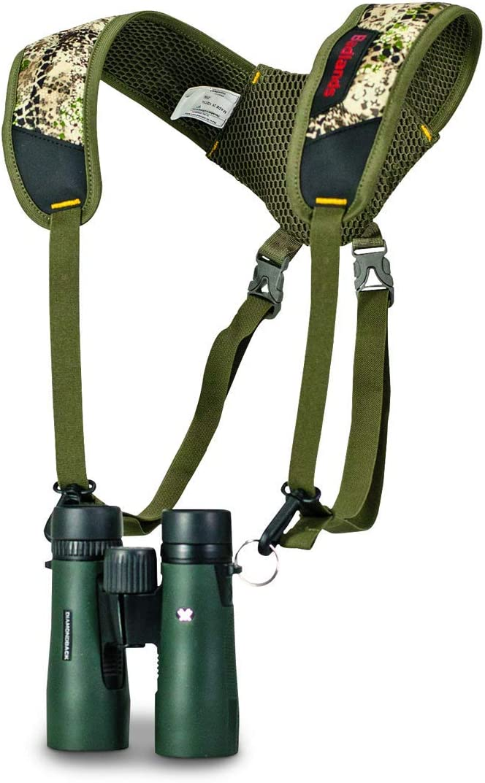 Badlands Bino Basics Camouflaged Binocular Strap Harness