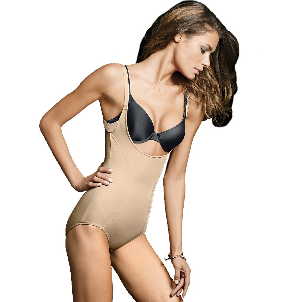 a0c783a85 Maidenform Wear Your Own Bra Torsette Body Briefer at Amazon Women s  Clothing store