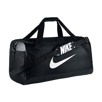 a un precio razonable descuento mejor valorado linda Amazon.com: Nike Brasilia grande entrenamiento bolsa deportiva ...