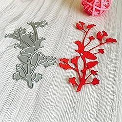 Transer Metal Die Cutting Dies Stencil For DIY Scrapbooking Album Paper Card Decor Craft (J)