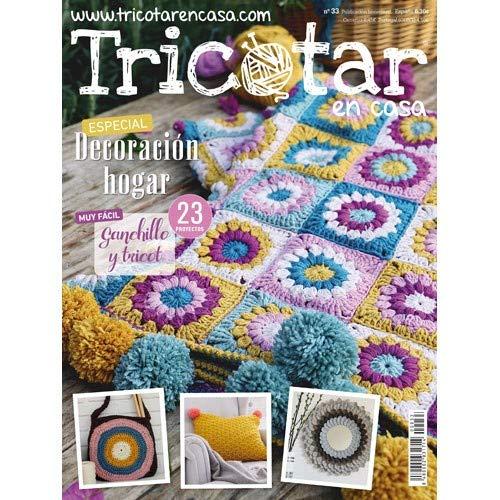 Tricotar en casa - Numéro 33: Amazon.es: Vv.Aa: Libros