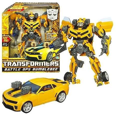 Buy Fun Toys India Action Figure Toy Bumblebee Robot To Car