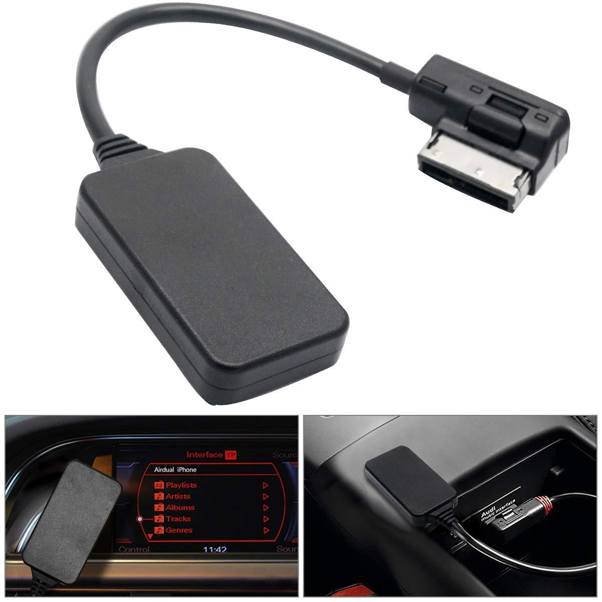 MASO AMI MDI Mini Bluetooth 4.0 USB Audio Adaptador de Entrada de ...