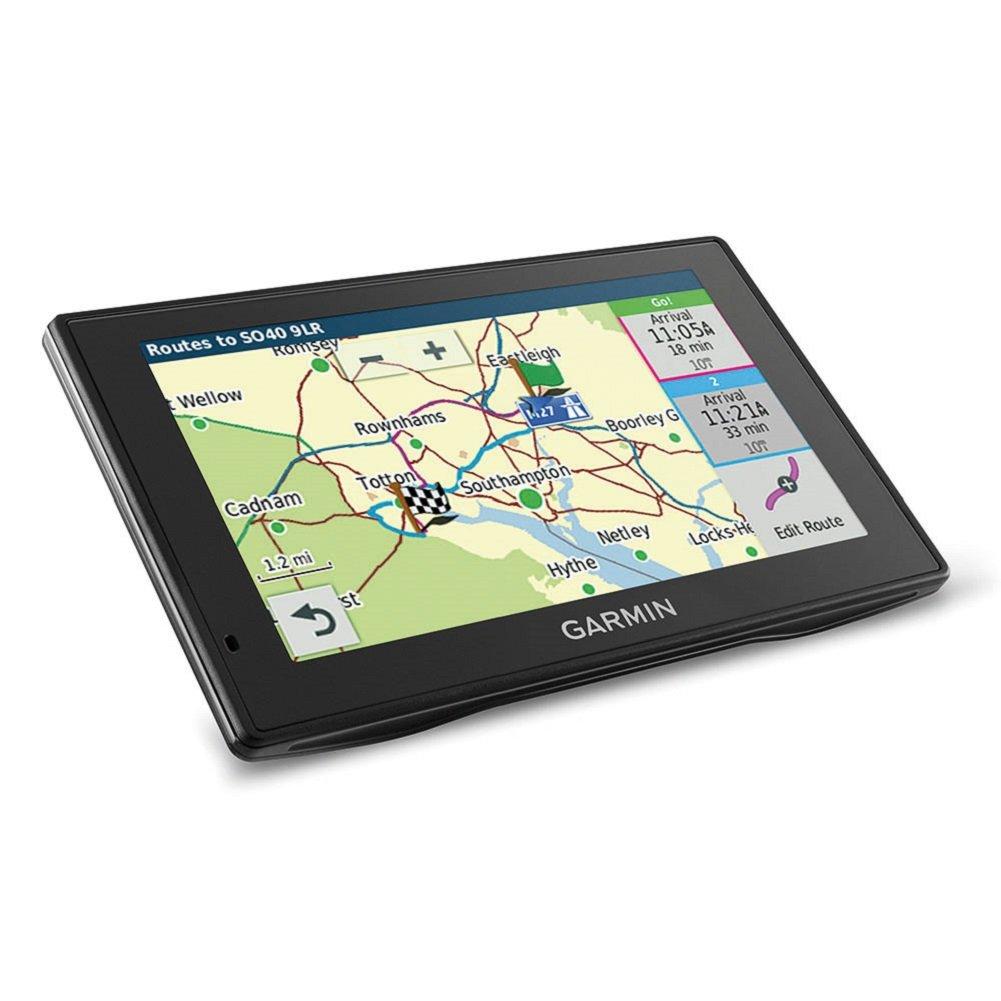 Navegador GPS con mapas de por Vida y tr/áfico Digital Pantalla de 5, Mapa Europa Completo Garmin DriveSmart 51 Full EU LMT-D