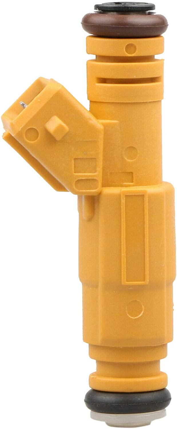 MOSTPLUS Fuel Injectors 0280155700 for 1991-1995 Jeep Cherokee Wrangler 2.5L Set of 4