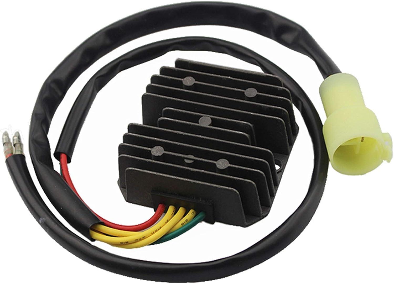 JIEIIFAFH 12V Moto et VTT R/égulateur Rectifieur de Voltage for Honda TRX300 FW FOURTRAX 300 4X4 1993 1994 1995 1996 1997 1998 1999 2000