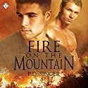 Fire on the Mountain: Mountain, Book 1 Audiobook by P. D. Singer Narrated by Finn Sterling