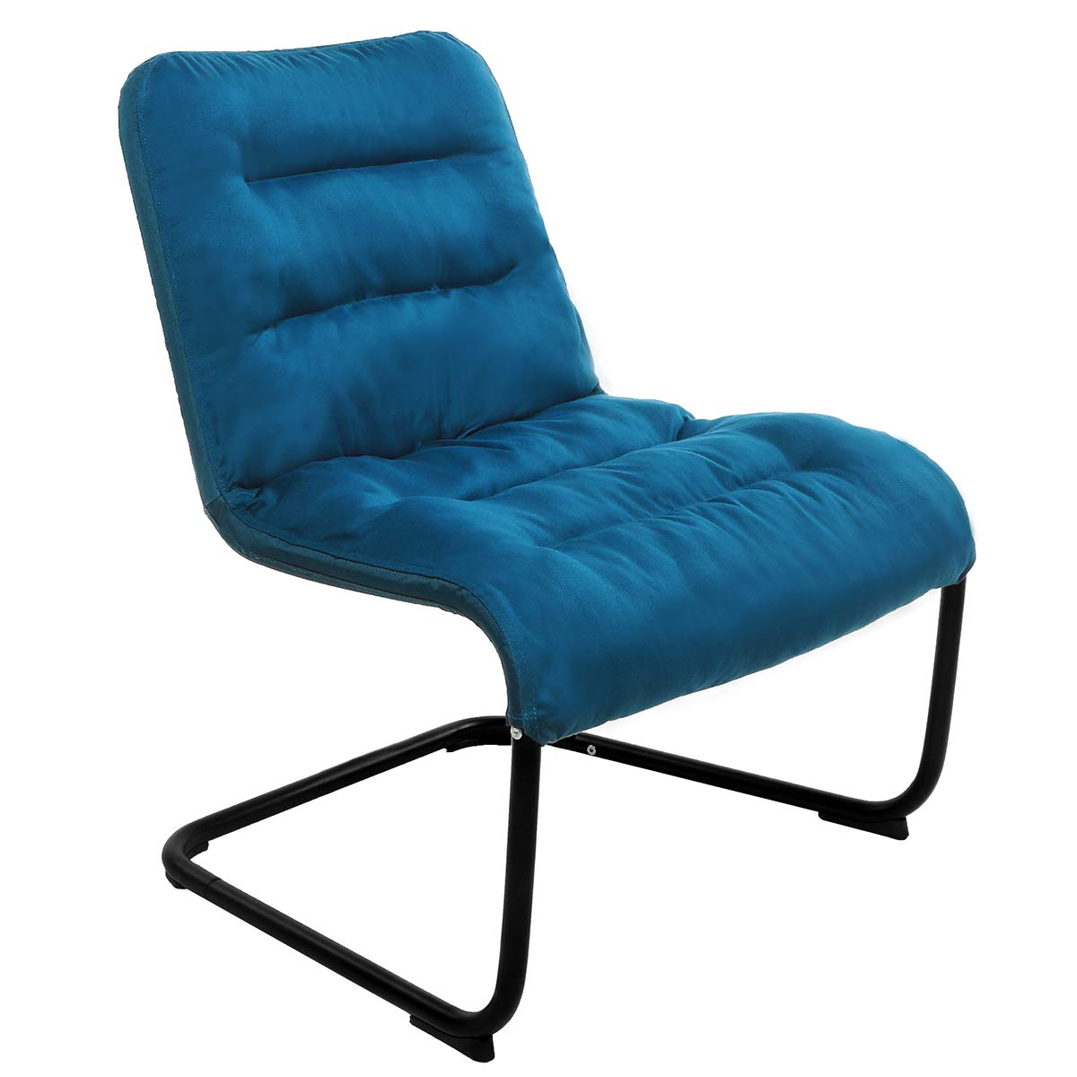 zenree comfortable bedroom chairs folding reading chair padded comfy lounge ebay. Black Bedroom Furniture Sets. Home Design Ideas
