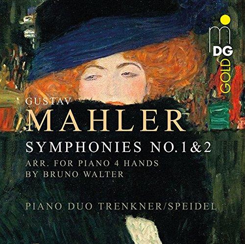 SACD : Speidel-Trenkner Piano Duo - Symphonie No 1 & 2 (Hybrid SACD)