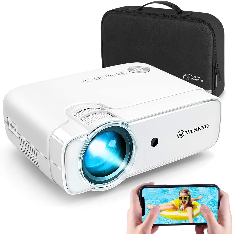 VANKYO 1080P Leisure 430W Mini Wi-Fi Projector $89.99 Coupon