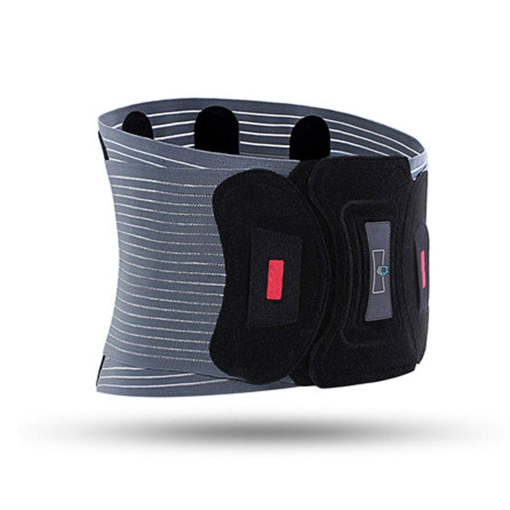 WYNZYHY Care Waist Band, Male and Female Lumbar Disc Herniation Pain Strain Medical Household Lumbar Support (Size : S)