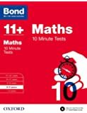 Bond 11+: Maths 10 Minute Tests: 8-9 years