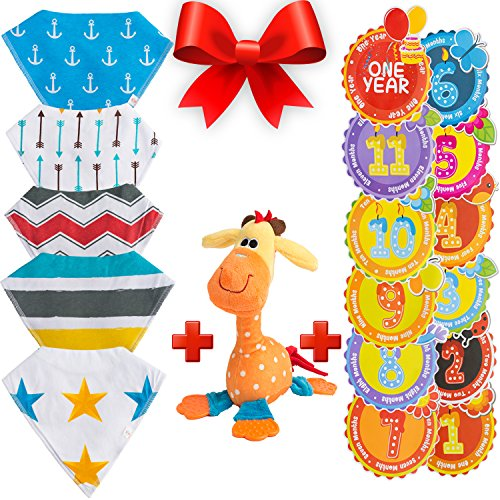Best Baby Bib Set by NinoStar Complete Pack