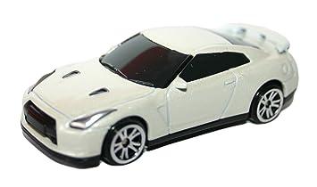 Nissan GT R R35 RMZ City 3013 1:64 Scale Model Car Diecast Metal