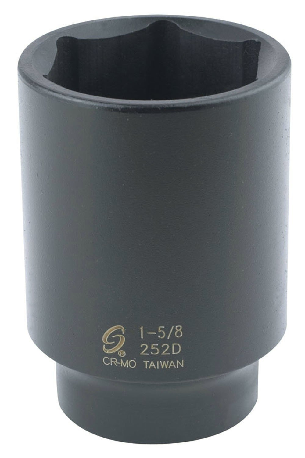 Sunex 252D 1/2-Inch Drive by 1-5/8-Inch Deep Impact Socket