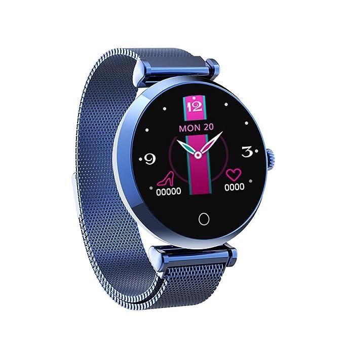 YWLINK Smartwatch Mujer♥R6 Diosa Reloj IP67 Inteligente Pulsera ...