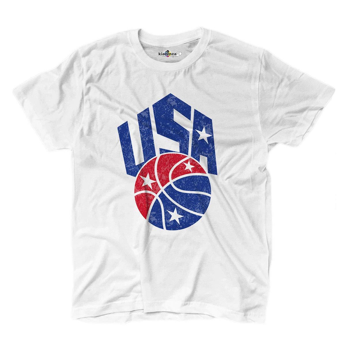 KiarenzaFD - Camiseta Camiseta de Baloncesto USA All Star Game ...