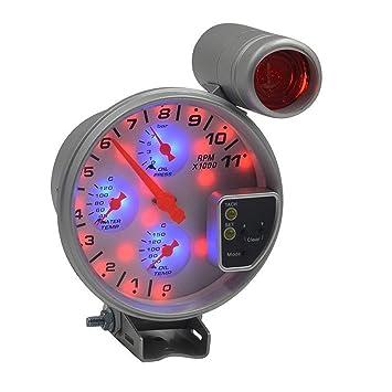 Shengjf-meter Medidor de Temperatura de Agua de Coche ...