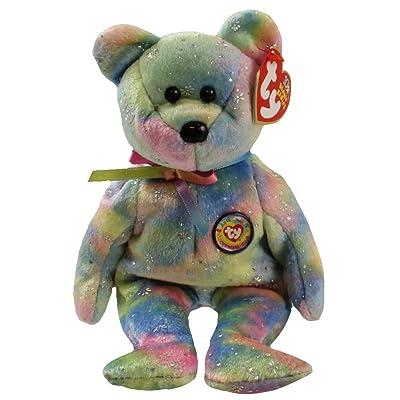 Ty Beanie Babies Clubby VI - Rainbow: Toys & Games