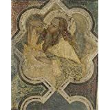 Canvas Prints Of Oil Painting ' Italian Umbrian A Saint (1) ' , 20 x 25 inch / 51 x 64 cm , High Quality Polyster Canvas Is For Gifts And Gym, Hallway And Kitchen Decoration, making from