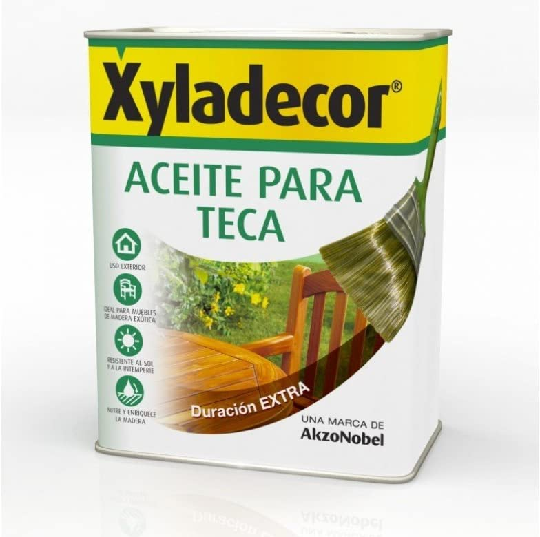 Xyladecor 5089089 - Aceite para teca MIEL Xyladecor: Amazon.es: Belleza