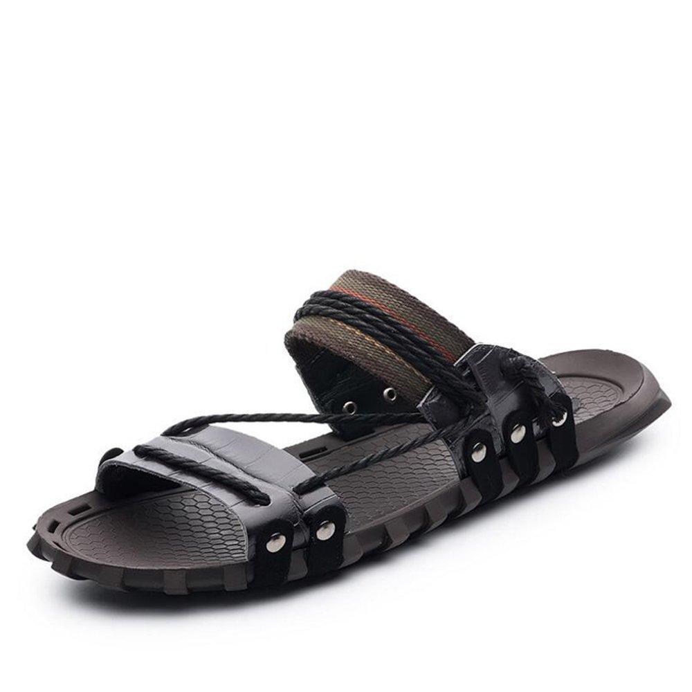 GAOLIXIA Lovers Persönlichkeit Sandalen - Mens damen Schuhe Amphibious Slippers - Neutral Beach Sandalen - Outdoor Walking Garten Sommer Schuhe