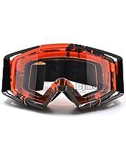 83e5cf03bc Esquí snowboard Gafas Antiniebla Motocross deportes al aire libre  resistente al viento resistente al polvo resistente