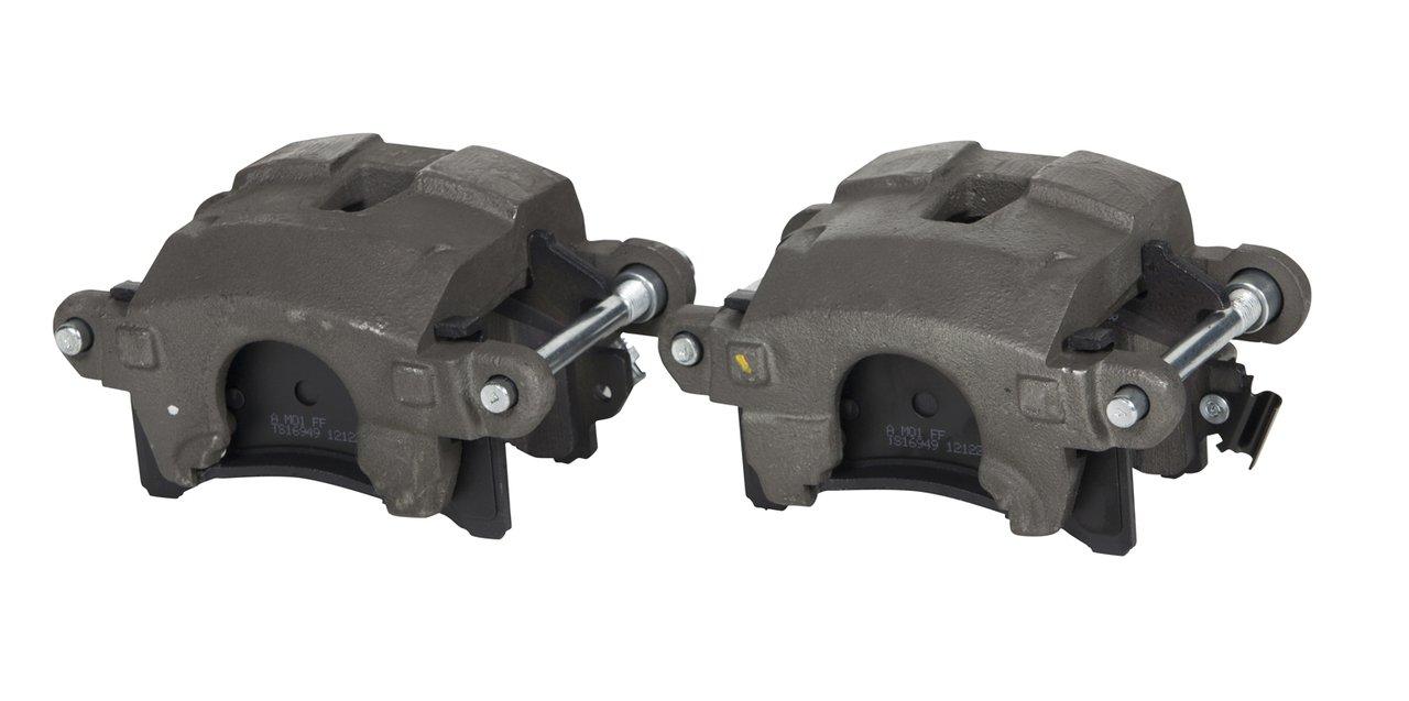 Heidt's Rod Shop DF-009 Disc Brake Caliper Caliper Set, 78-88 GM, L&R