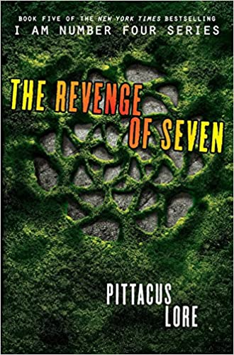 Image result for The Revenge of Seven by Pittacus Lore