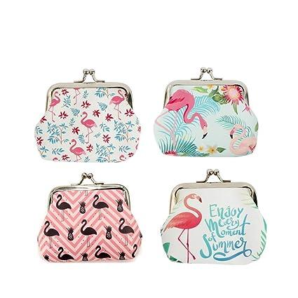 Cute Ladies Girls Coin Purse Card Holder Purse Small Zipper Holiday Wallet UK