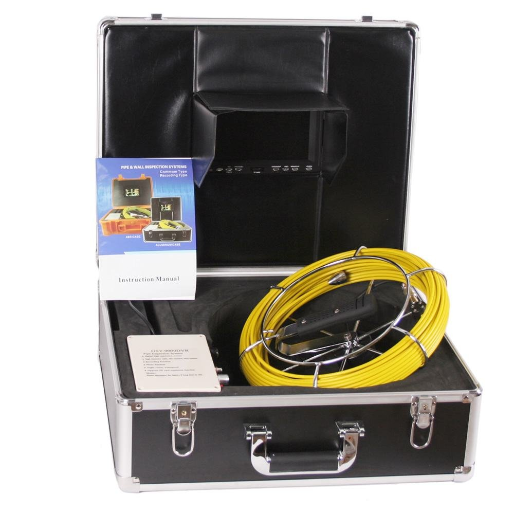 Ceny Pipeline Inspection DVR 30m/100ft 2GB TF Drain Pipe Sewer Pipeline Inspection Carera Video Snake