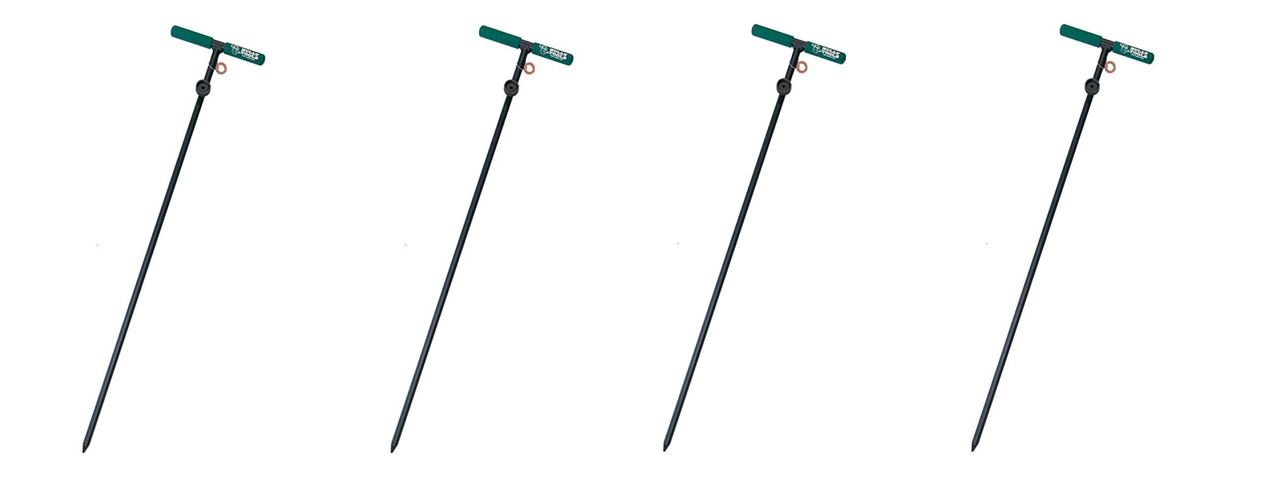 Bully Tools 92300 Root Soaker Irrigation Tool with Steel T-Style Handle (Pack of 4)