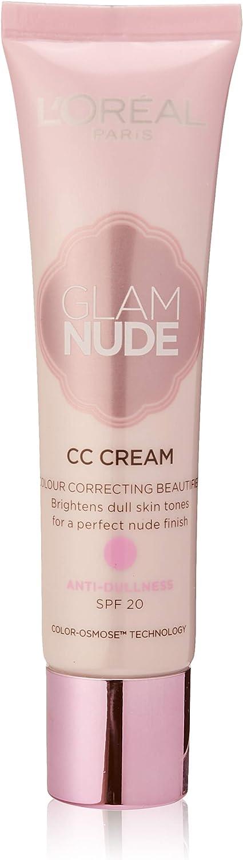 LOreal Nude Magique CC Cream Anti-Fatigue Review. | Dalry