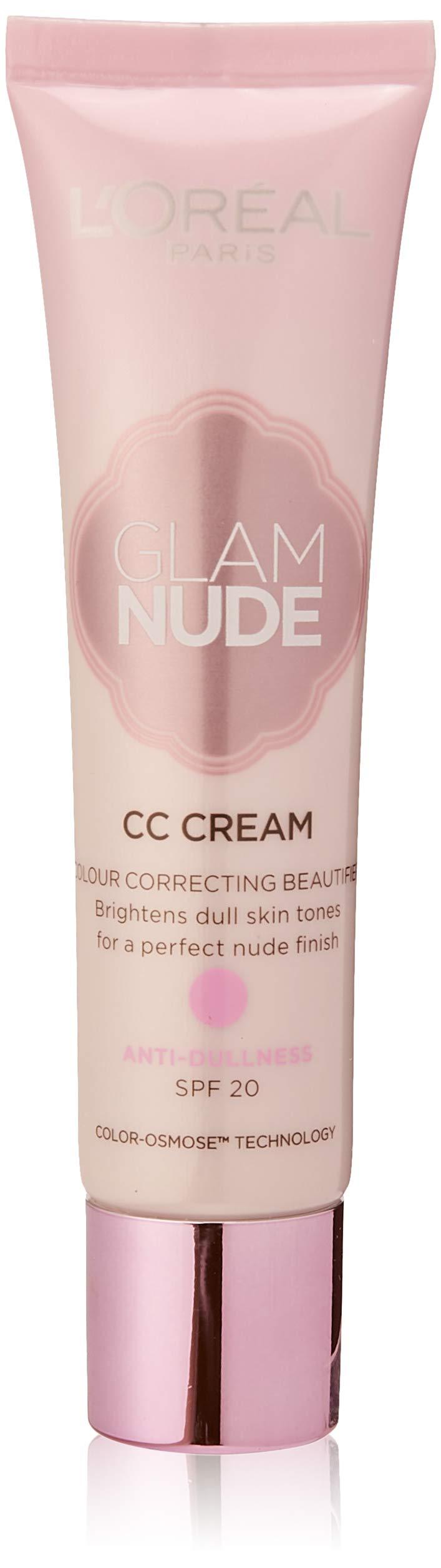 bol.com | LOreal Paris Nude Magique - CC Cream Anti