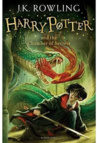 Harry Potter and the Chamber of Secrets (Harry Potter 2)