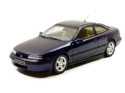 OttOmobile OTTO Mobile ot689 Vauxhall Calibra Turbo 4X4 1996 – Scale 1/18 Blue Metallic
