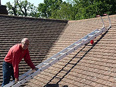 Universal 'Quick Build' Ladder Roof Hooks 2X Hook