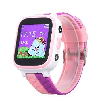Docooler Smartwatch para niños con Ranura para Tarjeta SIM ...
