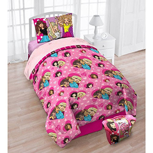 Mattel Barbie B Anything Bed Set in Tote (Barbie Bed Twin)
