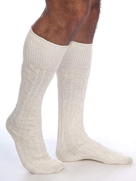 Para hombre Oktoberfest de Baviera calcetines de color blanco/causal Lederhosen Calcetines pares blanco Blanco blanco: Amazon.es: Ropa y accesorios