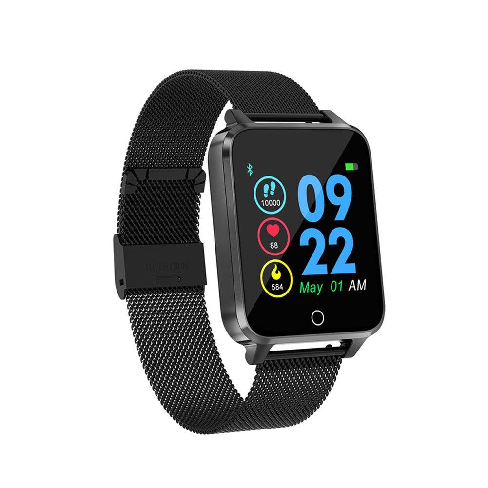 SPORS Dynamic Heart Rate Sleep Monitoring Smart Watch, IP68 Waterproof Watch, HD Color LED Light Watch-5 by SPORS