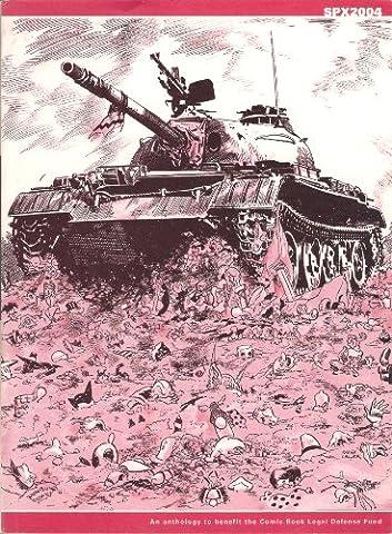 SPX 2004 A Sequential Arts War Journal (2004) - Sequential Art