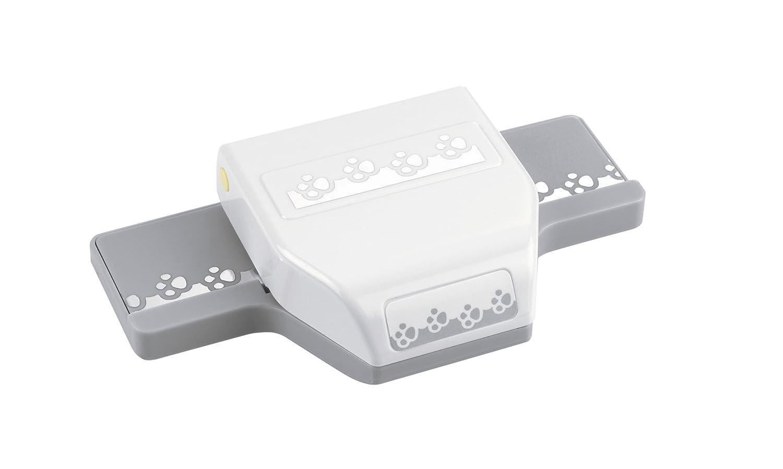 EK Success 54-40150 Tools Edge Paper Punch, Double Dotted Lace, New Package EK Success Brands