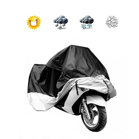 Cycling 2019 Fashion Bike Motorcycle Rain Dust Cover Protector Waterproof Outdoor Scooter For Bike Bicycle Cycling Snow Dust Cover To Rank First Among Similar Products Sports & Entertainment